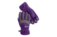 The North Face Girl's Denali Thermal Glove gravity purple